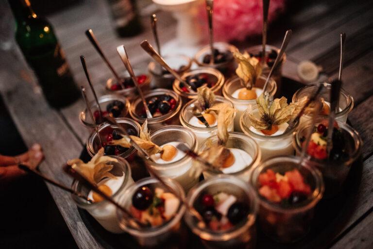 Party Snacks Restaurant Hamburg