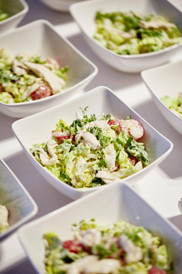 Salat Restaurant Hamburg