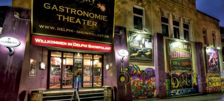 Objekt Delphi Showpalast Hamburg